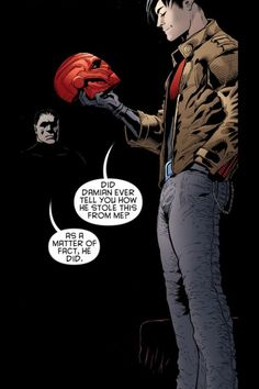 Jason is really attractive in this panel...