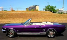 1966 #Ford Mustang Convertible by topless66mustang, via Flickr