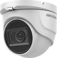 Κάμερα Ultra low light Dome 8MP  Mε φακό 2.8mm  Γωνία θέασης 102°  Υπέρυθρος φωτισμός έως 30m  IP67 WDR 130db  Αναλογικά Πρωτόκολλα: CVI-TVI-AHD-CVBS