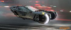 Blade Runner 2049 Concept Art by Peter Popken | Concept Art World