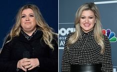 Kelly Clarkson Forced To Lose 50 Pounds For Her New Talk Show Atkins 40, Gabourey Sidibe, Chris Pratt, Kelly Clarkson Weight Gain, Christina Aguilera, Britney Spears, Veronique Genest, Usa Health, Loose Belly