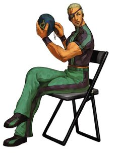 King of Fighters 2001 - Ramon
