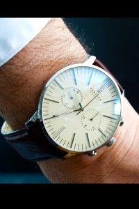 PANZERA WATCHES | Mechanical Bauhaus Chronograph B47-02