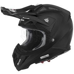 2016 Airoh Aviator 2.2 Helmet Colour Matt Black