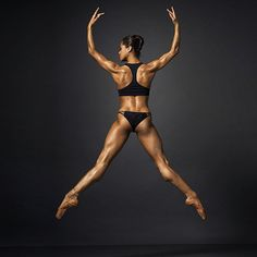© Henry Leutwyler.  Misty Copeland, American Ballet Theatre
