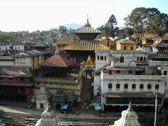 Photo of Pashupatinath temple.