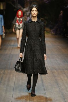 Dolce&Gabbana Winter 2014