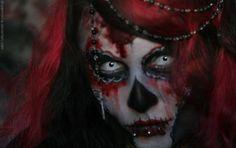 Dia de los Muertos by d1sarmon1a.deviantart.com on @deviantART