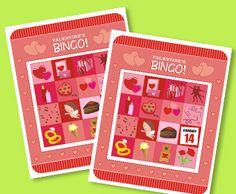 V-day bingo