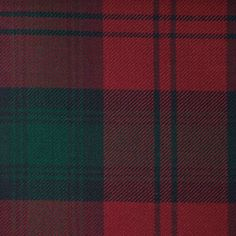 LINDSAY GL164 100% Wool 10.5oz Tartan. Woven in Yorkshire by Marton Mills. Wool Fabric, Design Show, Yorkshire, Tartan, Swatch, Weaving, Pure Products, Color, Colour