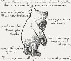 "Pooh--- old school winnie the pooh will be the ""theme"" for my (future) babies room."