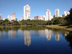 Parque Vaca Brava, Goiânia, Goiás, Brasil