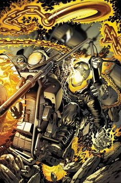 Ghost Rider Pin and follow @Pyra2elcapo