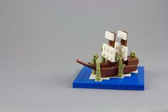 micro pirate ship