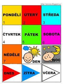 Pro Šíšu: Tyden Preschool Themes, Foreign Languages, Montessori, Adhd, Worksheets, Crafts For Kids, Classroom, Teaching, Education
