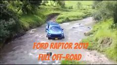 Ford Raptor 2017 Full off-road [Naves Ford Raptor, Offroad, 4x4, Videos, Youtube, Driveways, Ford Rapter, Off Road, Youtubers