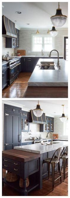 BlueStar kitchen of MasterChef Junior Champion, Addison Osta-Smith that was selected as the Houzz Kitchen of the Week! Click to BYO with our NEW interactive tool!