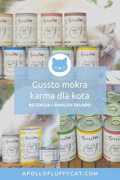 Przetestowaliśmy wszystkie smaki karmy dla kotów Gussto! Nasza misja Apollo w poszukiwaniu najlepszej (naszym zdaniem) mokrej karmy dla kotów nadal trwa, ale mam wrażenie, że z każdym testem jesteśmy coraz bliżej. Jak w naszych testach wypada karma Gussto? Apollo, Karma, Blog, Blogging, Apollo Program