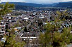 Prineville, Oregon April 2013
