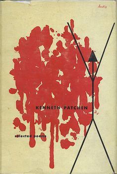 alvin lustig. cover, selected poems kenneth patchen 1945
