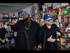 Run The Jewels - A Christmas F*cking Miracle (Official Music Video ...