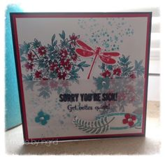 Stampin' Up! Awesomely Artistic, Ingrid's scrapfrutsels