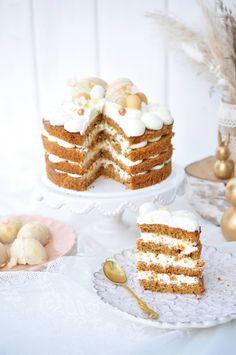Cakepops, Reis Krispies, Carrot Cakes, Krispie Treats, Tiramisu, Carrots, Naked, Ethnic Recipes, Desserts