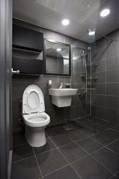 미아동 SK 북한산 시티 아파트 리모델링 (Before & After): DESIGNSTUDIO LIM_디자인스튜디오 림의 화장실
