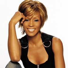 One of my favorite singers of all! Whitney Houston, you will be missed!