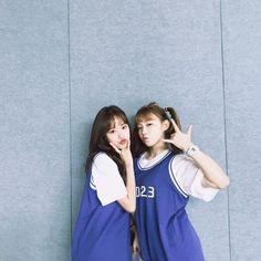 Kim Hana and Yeo Boram A-teen webdrama Drama Korea, Korean Drama, Korean Couple, Korean Girl, Teen Web, Teen Images, Teen Wallpaper, Korean Best Friends, Web Drama