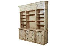Aiken Bookcase Cabinet on OneKingsLane.com