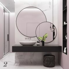 Beautiful Bathroom Mirror Ideas For a Small Bathroom, gorgeous bathroom mirror ideas are enjoyable, stylish and also creative which is ideal for y. Beautiful Bathroom Mirror Ideas For a Small Bathroom, gorgeous bathroom mirr. Large Bathrooms, Dream Bathrooms, Beautiful Bathrooms, Small Bathroom, Bathroom Ideas, Master Bathroom, Modern Bathroom, Luxury Bathrooms, Bathroom Designs