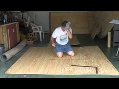 Weekender Boatbuilding Hull Assembly.mp4 - YouTube