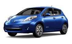 Nissan Leaf - Car and Driver