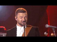 Justin Timberlake & Chris Stapleton - Drink You Away - CMA's 2015