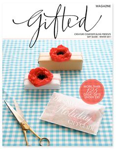 Gifted magazine november/2011