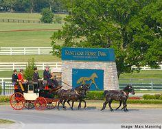 Kentucky Horse Park  Lexington,Ky