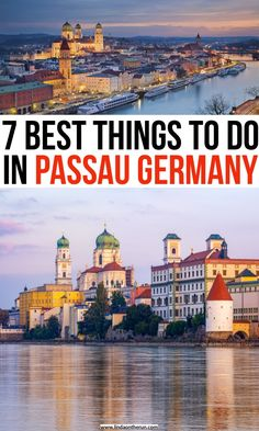Visiting Passau Germany & looking for suggestions? Here is a list of 7 things to do in Passau Germany to make you fall in love with the city as much as I am European Destination, European Travel, European Vacation, Europe Travel Tips, Travel Destinations, Germany Travel, Germany Europe, Passau Germany, Danube River Cruise