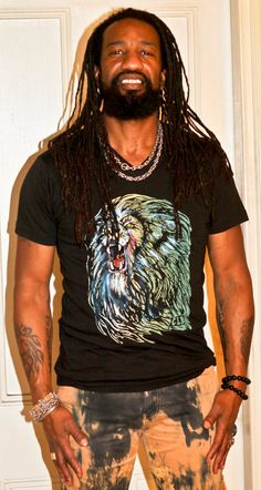 You can get this T-shirt on his Etsy shop!  He has different colors of it too!  I love the purple one!  :)  Our friend sells it!  :) Lion Of Judah by CLBFashions on Etsy, $28.00