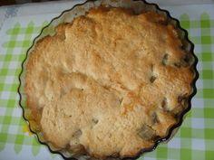 Gluteeniton raparperipiirakka - Kotikokki.net - reseptit Gluten Free, Pie, Sweet, Desserts, Food, Drinks, Glutenfree, Torte, Tailgate Desserts