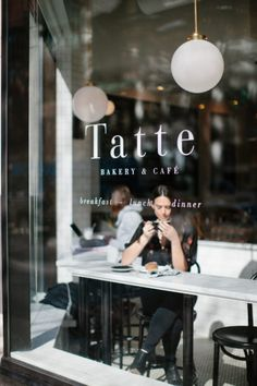 Boston, Back Bay - Tatte Bakery and Cafe Bakery Decor, Home Bakery, Bakery Design, Bakery Cafe, Cafe Bar, Restaurant Design, Pub Decor, Modern Restaurant, Cafe Interior Design