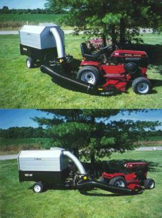 The Cyclone Rake Z10 is hands down the best leaf (or grass ...