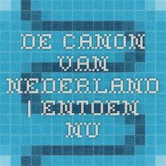 De canon van Nederland | entoen.nu