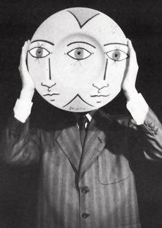 Jean Cocteau and Tristan Tzara 1922 by Man Ray via Vivre! Jean Cocteau via Artemis Dreaming Jean Coteau via Amare-habeo Je...