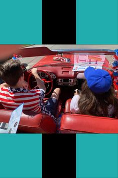 Being in this chilly weather is making us miss the Fourth of July heat from last summer's parade. #Hot #Heat #DesPlaines #Chilly #Winter #WinterMarketing #Marketing #SocialMedia #SocialMediaMarketing #Cold #FourthOfJuly #Parade #Convertible #RedConvertible #RYM