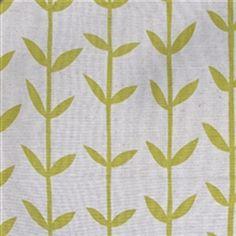Skinny laMinx Orla Lemon fabric at www.theswedishfabriccompany.com