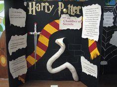 Harry Potter book fair project