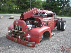 rat rod trucks | ... R185 Fire truck, Chopped, Rat rod, street rod, hot rod, Lead sled