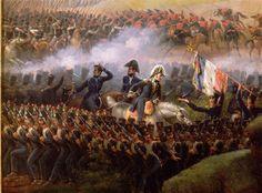 Louis François Lejeune | Bataille de la Moskowa, le 7 septembre 1812 (seconde attaque de la grande Redoute)