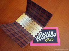 willy wonka birthday party - Google Search